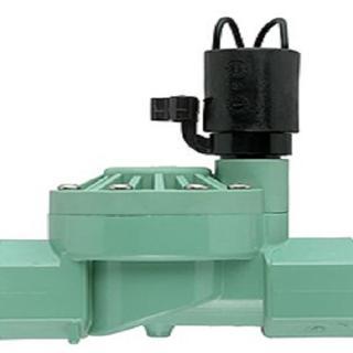 【灑水達人】美國ORBIT 1吋 塑鋼型電磁閥加110V 電子式定時器(綠)