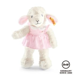 【STEIFF德國金耳釦泰迪熊】Sweet Dreams Lamb(嬰幼兒玩偶)