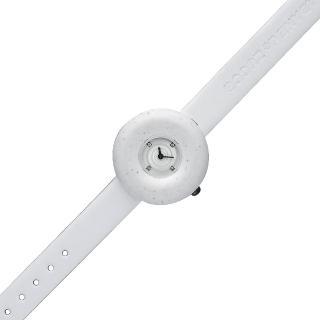 【CABANE de ZUCCA】SAND WATCH火星腕錶-白(1N00-0RH0W)