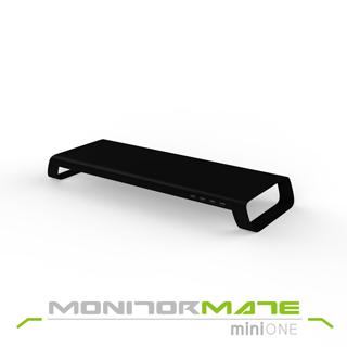 【Monitormate】miniONE 多功能擴充平台(霧面黑)