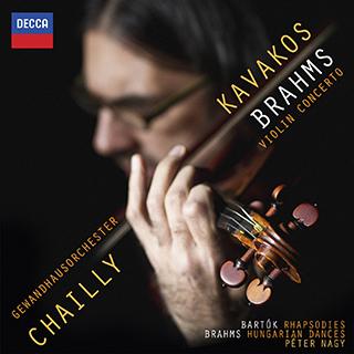 【福茂唱片】布拉姆斯/小提琴協奏曲(1CD)