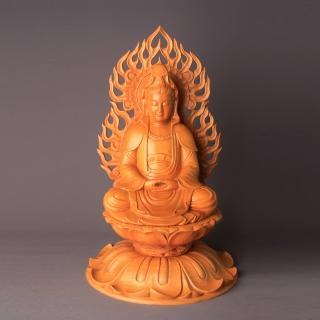 【MU LIFE 荒木雕塑藝品】1.6尺中式觀音菩薩   MU LIFE 荒木雕塑藝品