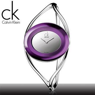 【瑞士 CK手錶 Calvin Klein】甜蜜好禮_魔幻簍空女錶(K1A24556_K1A24656)