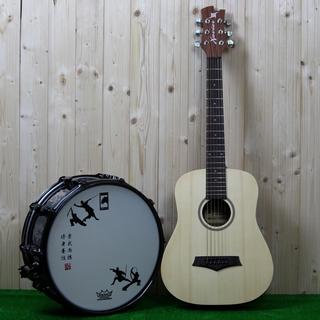 【XAVIER】塞維爾36吋英格曼雲杉木旅行吉他(TG-34S)