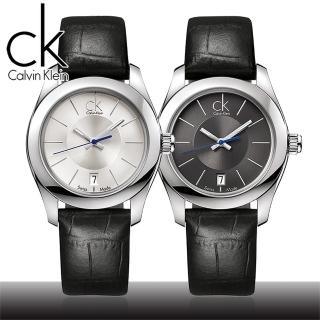 【瑞士 CK手錶 Calvin Klein】經典時尚簡約風格女腕錶(K0K23126/K0K23161)