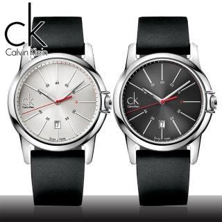 【瑞士 CK手錶 Calvin Klein】潮流極簡風經典男腕錶(K0A21120/K0A21507)