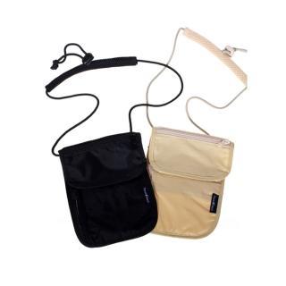 【iSFun】旅行專用*可掛貼身防盜包/二色