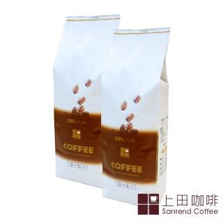 【上田】碳燒咖啡(1磅450g×2包入)