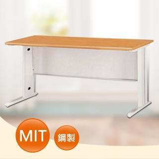 【時尚屋】4尺SCD木紋色辦公桌(Y93-15)