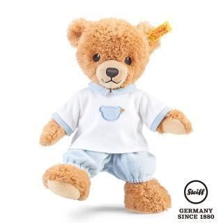 【STEIFF德國金耳釦泰迪熊】Sleep Well Bear(嬰幼兒玩偶)