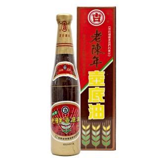 【丸吉】老陳年 純釀甲等壼底油(420ml)