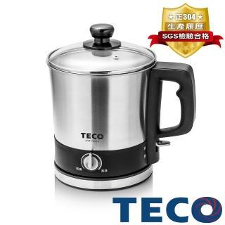 【TECO東元】304不鏽鋼快煮美食鍋(XYFYK020)  TECO 東元