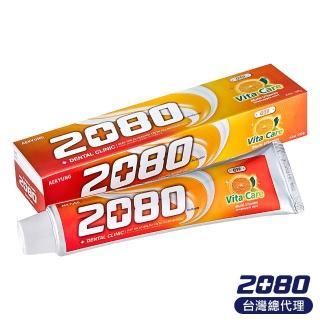 【韓國2080】Q10維他命牙膏(120gX2入)