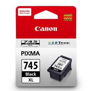 【CANON】PG-745XL 原廠黑色高容量墨水匣(速達)