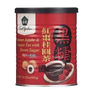 【薌園】黑糖紅棗桂圓茶(400g)