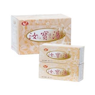 【ZOBO 汝寶湯】量販裝63包(加贈汝寶湯18包)