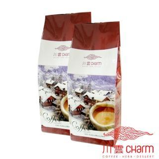 【川雲】炭燒冰咖啡(1磅450g×2包入)