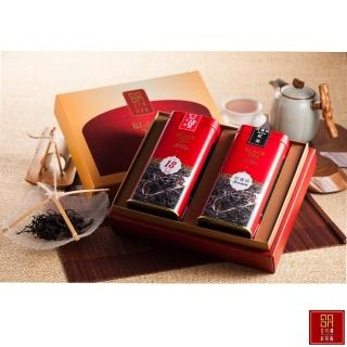 【日月潭紅茶廠】頂級日月潭紅茶 阿薩姆+18號紅玉 禮盒(3盒)