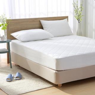 【法國-MONTAGUT】雙人床包式保潔墊