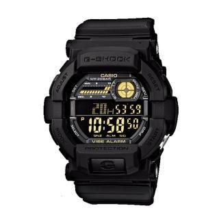 【CASIO 卡西歐 G-SHOCK 系列】特務戰略時尚運動腕錶(GD-350)