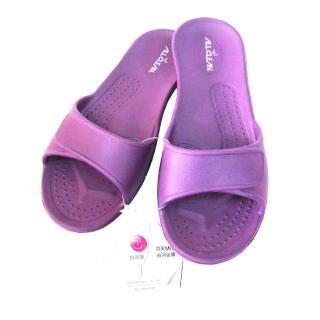 【ALL CLEAN】環保室內拖鞋×3雙(紫色)