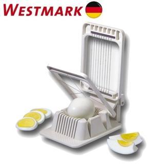 【德國WESTMARK】雙層切蛋器(可切成6瓣或10片)