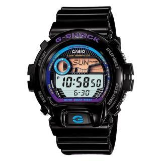 【CASIO 卡西歐 G-SHOCK 系列】夏日海灘衝浪錶(GLX-6900)