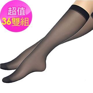 【華貴】357塑型超彈性半統絲襪-36雙(MIT 3色)