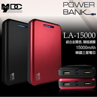 �iMyDC�jPower LA-15000mAh ��ʹq��