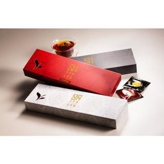 【日月潭紅茶廠】頂級紅茶茶包禮盒 組合(3件組)