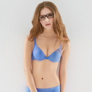 【瑪登瑪朵】Soft Life涼感內衣  B-D罩杯(清雅藍)