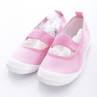 【日本品牌-月星】日本製原裝室內鞋機能款(MS1931粉15cm-21cm)