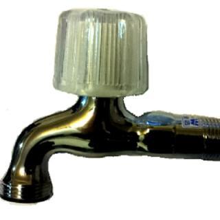 【灑水達人】四分水龍頭Raindrip S&M定時灑水器與ORBIT六分電磁閥專用2個(銅)