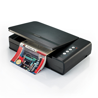 【Plustek】OpticBook 4800專業進階書本掃描器