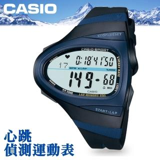 【CASIO 卡西歐】心跳偵測運動錶(CHR-100)