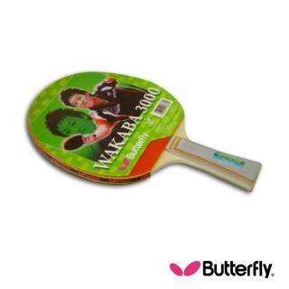 【Butterfly】貼皮負手板(WAKABA 3000)
