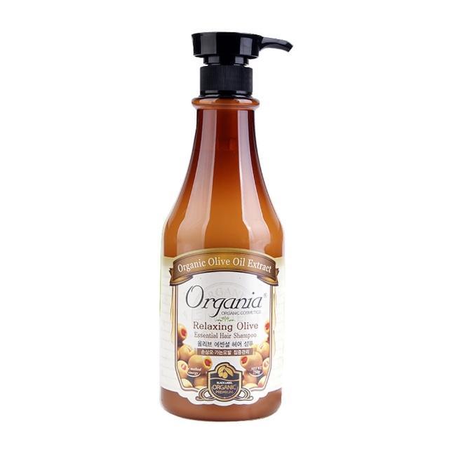 【Organia 歐格妮亞】橄欖舒活抗壓洗髮精(750g)