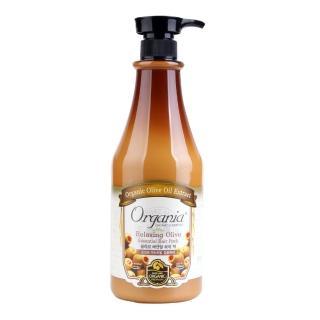 【Organia 歐格妮亞】橄欖舒活抗壓髮膜(1000ml)