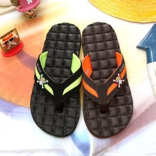 【童鞋城堡】OnePiece航海王男款成人拖鞋(OP2238)