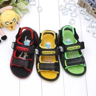 【童鞋城堡】探險活寶運動風兩用男童涼鞋(AT4932)