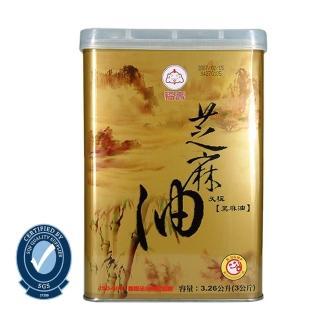 【福壽】100%純芝麻油(3Kg)