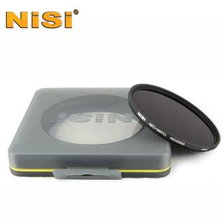 【NISI】ND2000 82mm 防水抗刮 中灰減光鏡(公司貨)