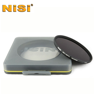 【NISI】ND2000 72mm 防水抗刮 中灰減光鏡(公司貨)