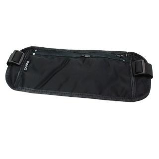 【PUSH!嚴選】超薄腰包騎行包防搶防盜腰包護照包隱形貼身腰包CHAOYI(二色可選)