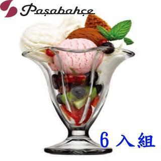 【土耳其Pasabahce】花式冰淇淋杯P51068(六入組)