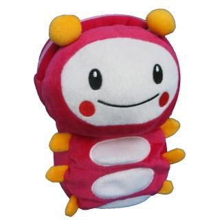 【MOMO】9吋momo絨毛立體背包