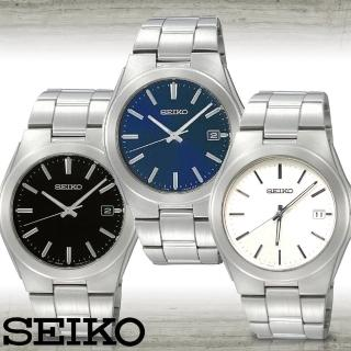 【SEIKO 精工】時尚休閒紳士腕錶(SGEE77P1.SGEE79P1.SGEE81P1)