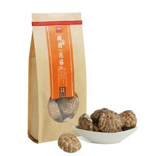 【十翼饌】上等韓國花菇(120g)