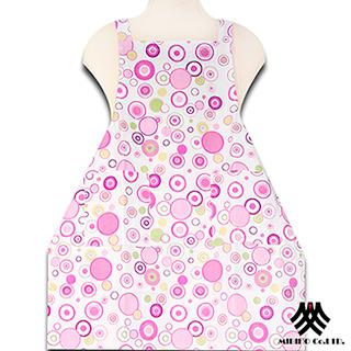 【M.B.H─安迪沃荷】純棉精緻圍裙