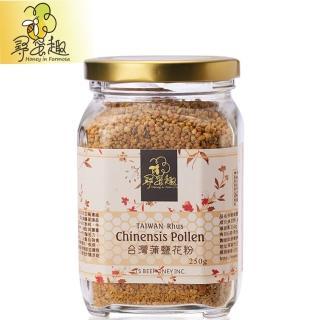 【尋蜜趣】台灣埔鹽花粉(250g/罐)